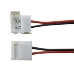 Разъем для подключения к источнику питания LED ленты 14,4W/m IP20 10mm | V4-R0-70.0024.KIT-1015 | VARTON