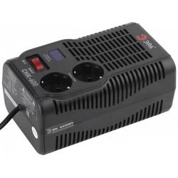 Стабилизатор напряжения компакт. СНК-600 160-260В/220В, 600ВА | Б0032468 | ЭРА