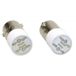 Лампа сменная зеленая матрица/48В | BMS10-048-K06 | IEK