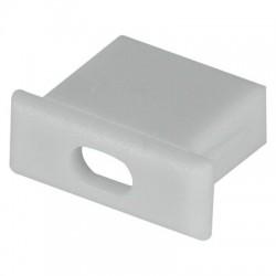 Торцевая заглушка с отверстием для профиля PF02,PF02/EC/H LS AY-PW01/MB 50X2 | 4058075277601 | LEDVANCE
