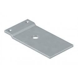Соединительная и крепежная пластина для кабельного канала EUK (сталь) (VW E) | 7400980 | OBO Bettermann