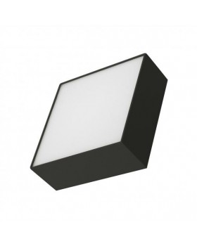 Светильник SP-QUADRO-S170x170-18W Day4000 (BK, 120 deg, 230V)   029477(1)   Arlight