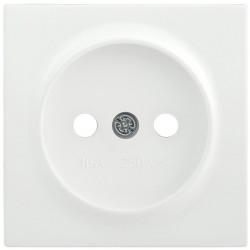 НР-1-0-ББ Накладка розетка без з/к BOLERO белый   ENB10-R-K01   IEK