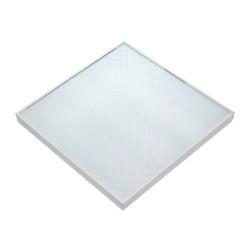 Светильник светодиодный ДВО 25Вт встраиваемый круг белый 4000К металл 225(205)мм (ультратонкий) | DSV-0782 | DEKOlabs