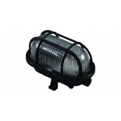 СветильникНПБ03-60-003ЛН 1х60ВтIP54ЕвроПСХчерный решеткапластик | 11039 | Владасвет