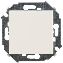 Simon 15 Сл. кость Выключатель 1-кл, 16А 250В, винт. зажим   1591101-031   Simon