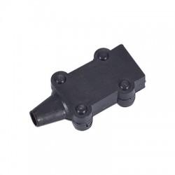Заглушка для двухжильного кабеля Belt-light | 331-008 | NEON-NIGHT