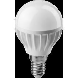 Лампа светодиодная OLL-G45-6-230-4K-E14 | 71644 | ОНЛАЙТ