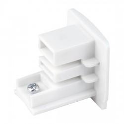 TRB-1-3-WH / Заглушка для трехфазного шинопровода (белая) | a039552 | Elektrostandard