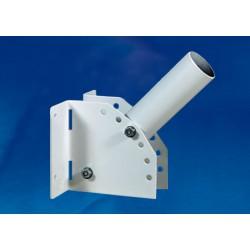 UFV-C01/48-250 GREY Кронштейн универсальный для консольного светильника, 250мм. рег. угол. D = 48мм. серый | UL-00003572 | Uniel
