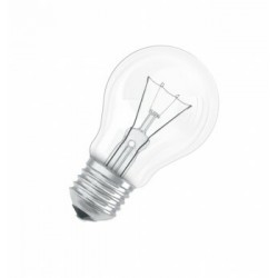 Лампа накаливания «груша» E27 95Вт 220-230В прозрачная CLAS A CL 95W 230V E27 FS1 | 4058075027831 | Osram