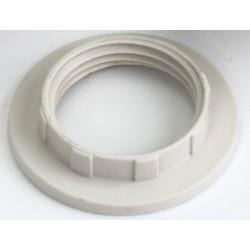 Кольцо прижимное к патрону E14, NLH-PL-Ring-E14 пластик, белый | 71615 | Navigator