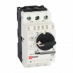 Автомат пуска двигателя GV2P 0,63-1,0 А EKF PROxima|gv2p05-pro|EKF