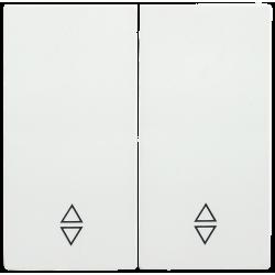 ВС10-1-1-Б Выключатель 1 клав. с инд. 10А BOLERO | EVB11-10 | IEK