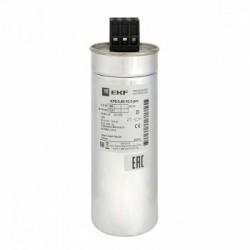 Конденсатор косинусный КПС-0,4-10-3 EKF PRO | kps-0,4-10-3-pro | EKF