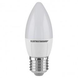 Свеча СD LED 6W 3300K E27 лампа светодиодная | a034836 | Elektrostandard