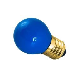 Лампа накаливания e27 10 Вт синяя колба | 401-113 | NEON-NIGHT