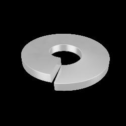 Шайба гровер M8 DIN 127   SHG8   КМ-профиль