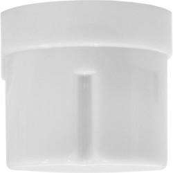 Датчик освещенности SEN27/LXР03 230V 25А IP44 фотоэлемент белый | 22009 | FERON
