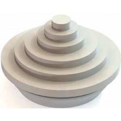 Cальник диаметр кабеля 20-23мм СЕРЫЙ IP55 КВ-103 | 32190DEK | DEKraft