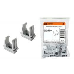 Крепеж-клипса для трубы 20 мм (10шт) | SQ0405-1002 | TDM