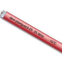 Нагревательный кабель саморегулируемый DEVI-Pipeguard™ 25 красный (катушка ~250 м, ±10%)| 98300867 | DEVI