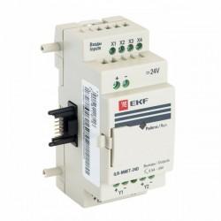 Модуль дискретного в/в 4/4 24В PRO-Relay EKF PROxima | ILR-M8ER-24D | EKF