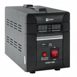 Стабилизатор напряжения напольный 1,5 кВт EKF PROxima | stab-f-1500 | EKF