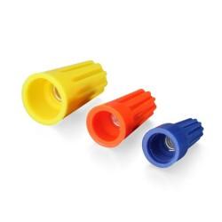 Зажим соед. изолирующий СИЗ-5 1.5-13.5 мм2 красный (500 шт) | 47530 | КВТ