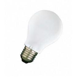 Лампа накаливания ЛОН 60Вт Е27 220В CLASSIC A FR груша | 4008321419552 | Osram