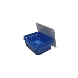 Коробка развет. с/п с крышкой для тверд. стен 116*92*70 ELFO (040-03)
