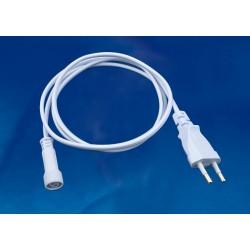 UCX-PT2/Y90-120 WHITE 1 STICKER Провод для подключения светильника ULY-P9* к сети 220В. 120 см. Белый | UL-00003854 | Uniel
