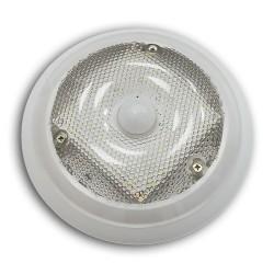Светильник светодиодный ЖКХ 4/500 Авто 500лм 4Вт 4000K IP54 80Ra Кп<10 датчики освещенности, звука, движения| DJ4-Avto-4K | Diora