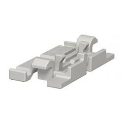 Фиксатор крышки кабельного канала WDK h=60 мм (ПВХ,светло-серый) (2370 60) | 6022995 | OBO Bettermann