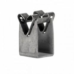 Держатель токоотвода металлический L=20мм, СZ/NI EKF PROxima
