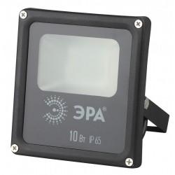 Прожектор светодиодный СДО LPR-10-4000К-М SMD 10Вт 4000К IP65 | Б0019824 | ЭРА