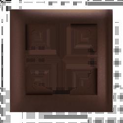 Милан Рамка 1-местная коричневая EKF | EMM-R-1-BR | EKF