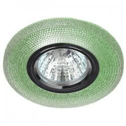 Светильник точечный DK LD1 X MR16 зеленый (использовать с LED лампой) | Б0024412 | ЭРА