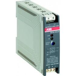 Блок питания CP-E 5/3.0 (регулир. вых. напряж) 90-265В AC / 120-370В DC, выход 5В DC /3.0A | 1SVR427033R3000 | ABB