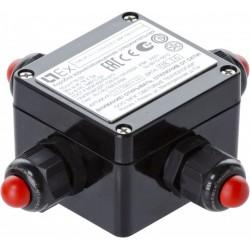 Коробка соединительная взрывозащищенная LTJB-eP-1/2.1-[24x12]-[LT-BM-X3(2/1/2/1)] | 2327003040 | Световые Технологии