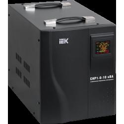 Стабилизатор напряжения серии HOME 1 кВА (СНР1-0-1) восстановленный | IVS20-1-01000R | IEK