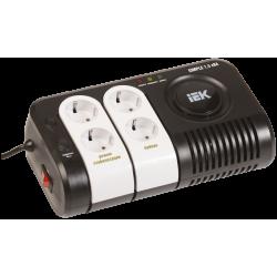 Стабилизатор напряжения серии Simple 1,5 кВА восстановленный | IVS25-1-01500R | IEK