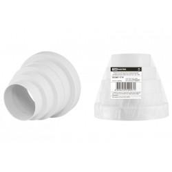 Редуктор для круглых воздуховодов универсальный, D80/100/120/125/150 | SQ1807-1719 | TDM