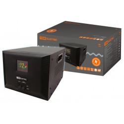 Стабилизатор напряжения СНР1-1-8 кВА электронный переносной | SQ1201-0007 | TDM
