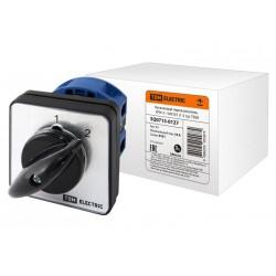 Кулачковый переключатель КПУ11-10/0101 | SQ0715-0127 | TDM