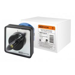 Кулачковый переключатель КПУ11-10/54 | SQ0715-0177 | TDM