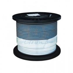 Саморегулируемый греющий кабель SRF30-2CR/SRL30-2CR/SNK30-2CR (экранированный) (30Вт/1м), 200м   51-0629   PROconnect