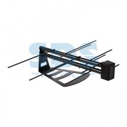 ТВ антенна комнатная для цифрового телевидения DVB-T2 «Активная» (модель RX-267) | 34-0267 | REXANT
