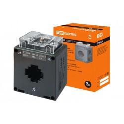 Трансформатор тока ТТН 30/250/5- 5VA/0,5-Р | SQ1101-1081 | TDM