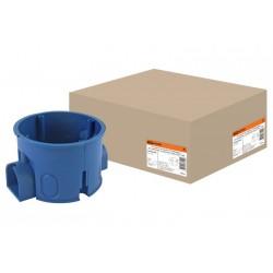 Коробка установочная 68х45 без саморезов, стыковочные узлы | SQ1402-0033 | TDM